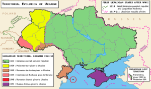 Map created by Spiridon Ion Cepleanu in 2011.