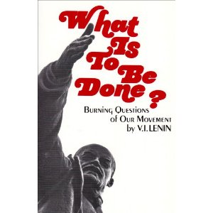 Not to be taken necessarily as an endorsement of Leninism, but it does ask the right question...