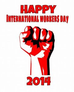 Happy May Day 2014