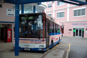 Some bus routes are experiencing disruption today.