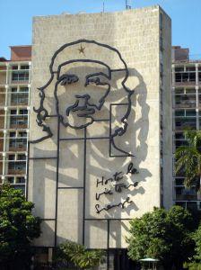 Plaza de la Revolucion, Havana.