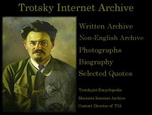 Trotsky MIA